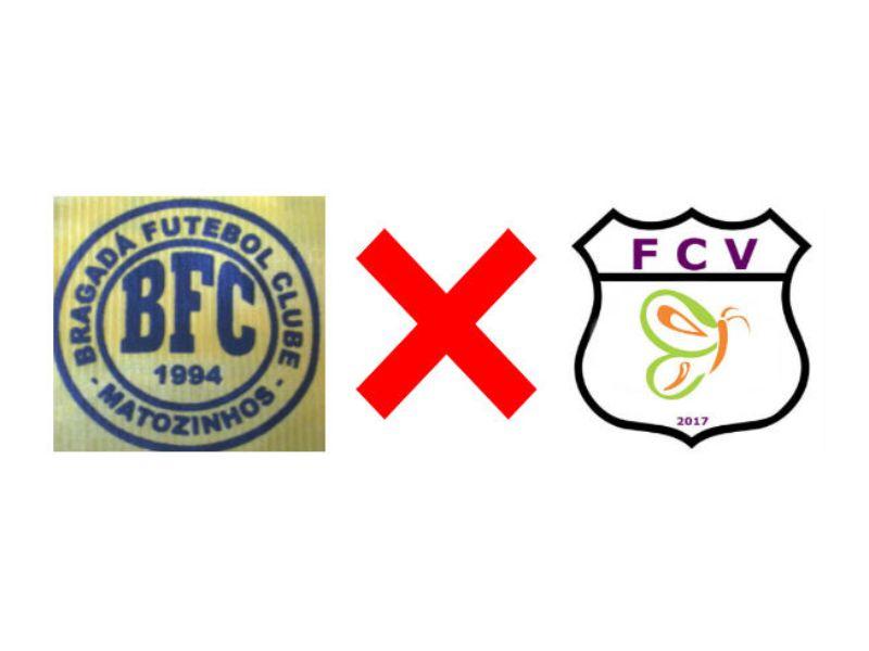 Equipe de Futebol de Campo da FCV jogará contra o Bragadá