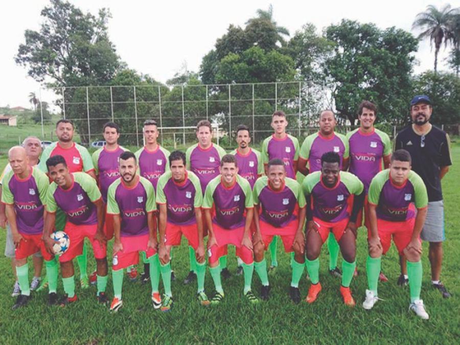 Equipe de Futebol de Campo da FCV vence partida contra o Decreto de Capim Branco-MG