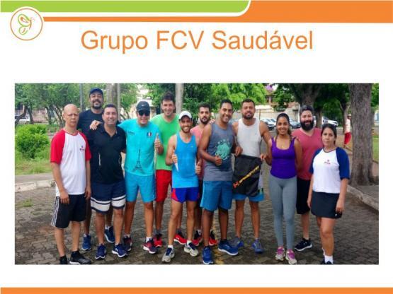 Grupo FCV Saudável está a todo vapor