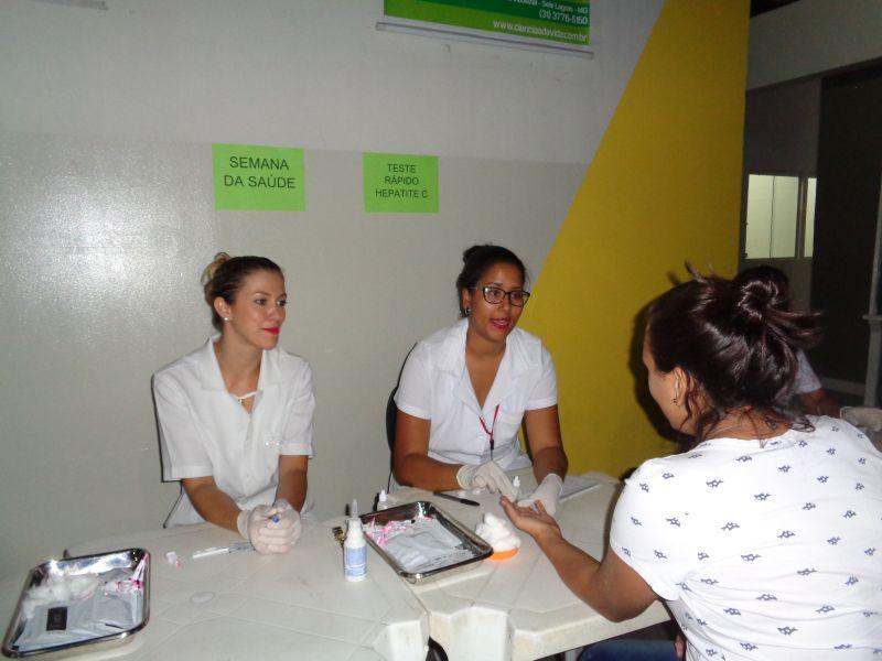 FCV realiza ação em comemoração ao Dia Mundial da Saúde