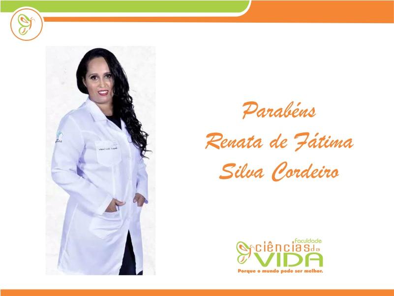 Aluna de Enfermagem passou em 1º lugar no concurso da Prefeitura Municipal de Cachoeira da Prata
