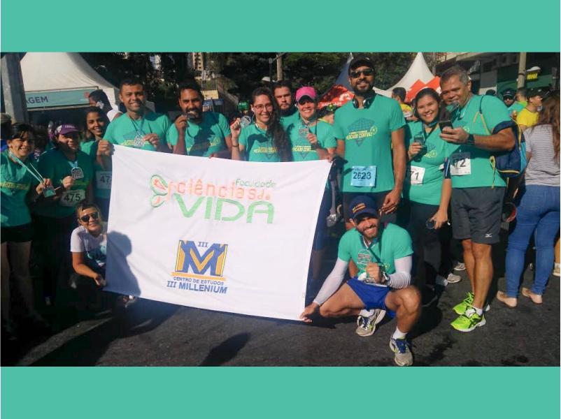 FCV é representada na 3ª Corrida e Caminhada do Mercado Central