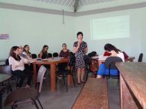 Encontro de professores do curso de Administração