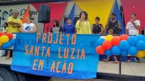 FCV participa do Projeto Santa Luzia em Ação