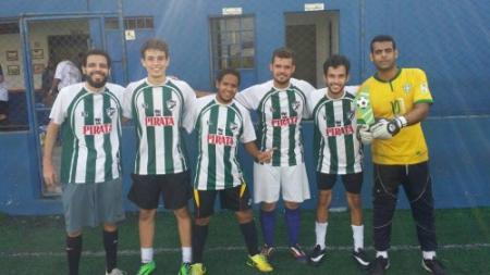 2º Torneio de Futebol Faculdade Ciências da Vida