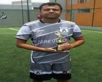 Campeões do 3º Torneio de Futebol Masculino e 1º Torneio de Futebol da Diversidade
