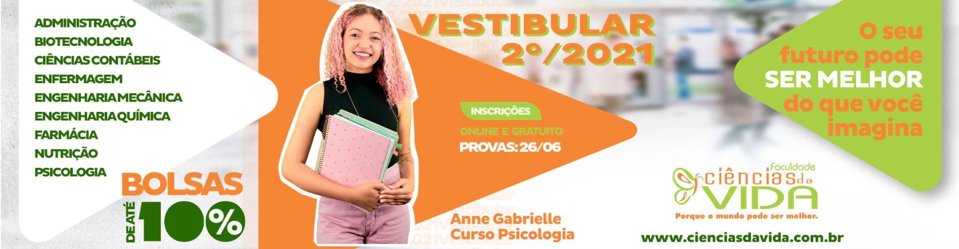 Vestibular 2º 2021