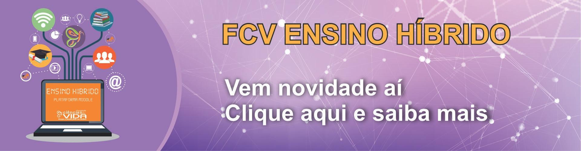 FCV ENSINO HÍBRIDO