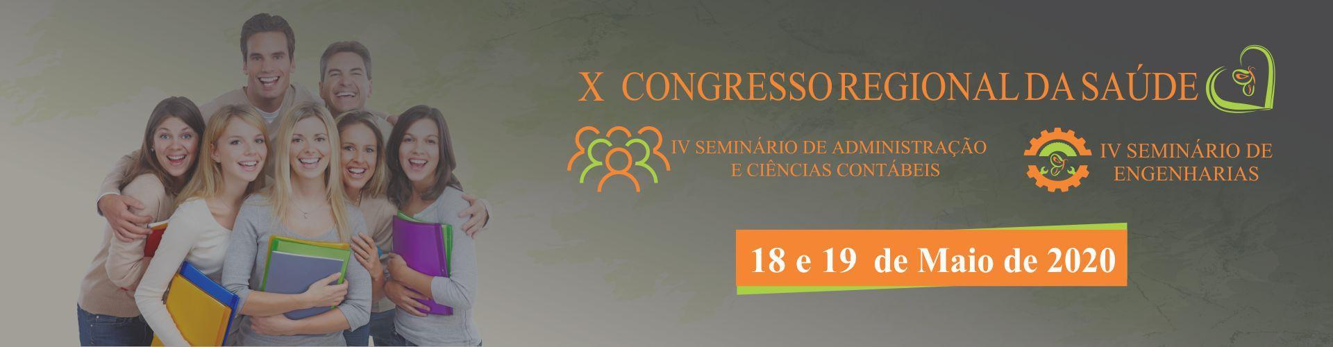 Congresso e seminários 2020