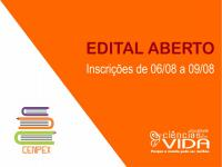 Aberto Edital para seleção de alunos para o VIII Congresso e II Seminários – FCV