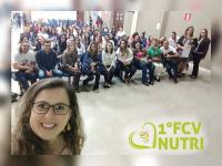 I FCV Nutri trouxe profissionais renomados do mercado de trabalho
