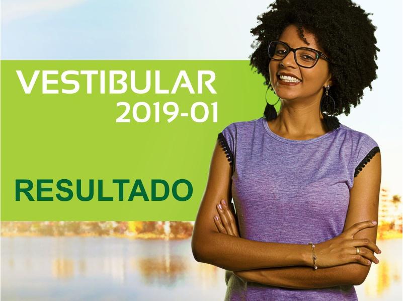 Aprovados no Vestibular 2019-1º: 18 anos formando profissionais de destaque