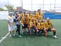Vencedores do 5º Torneio de futebol society FCV