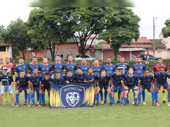 Time patrocinado pela FCV vence Copa Dico de Futebol 2019