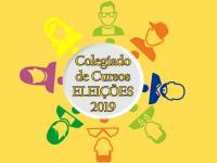 Votações abertas para a escolha de seu representante no Colegiado de Curso