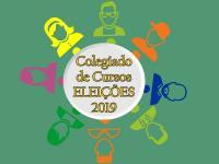 Resultado das eleições de Discentes e Docentes representantes do Colegiado de Cursos