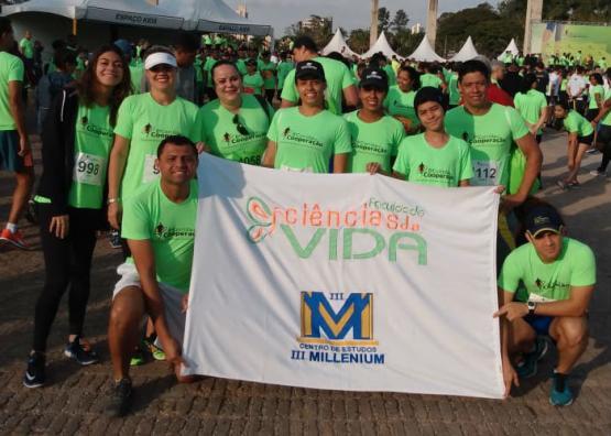 FCV Runners na 8ª Edição da Corrida da Cooperação