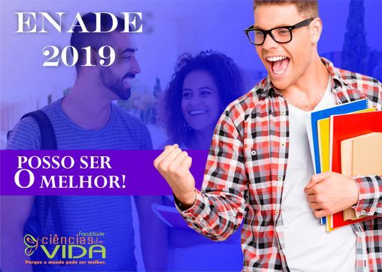 ENADE 2019 - BACHARELADO EM NUTRIÇÃO