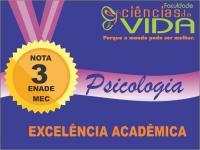 NOTA ENADE/MEC - PSICOLOGIA