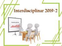 INTERDISCIPLINAR 2019 - 2