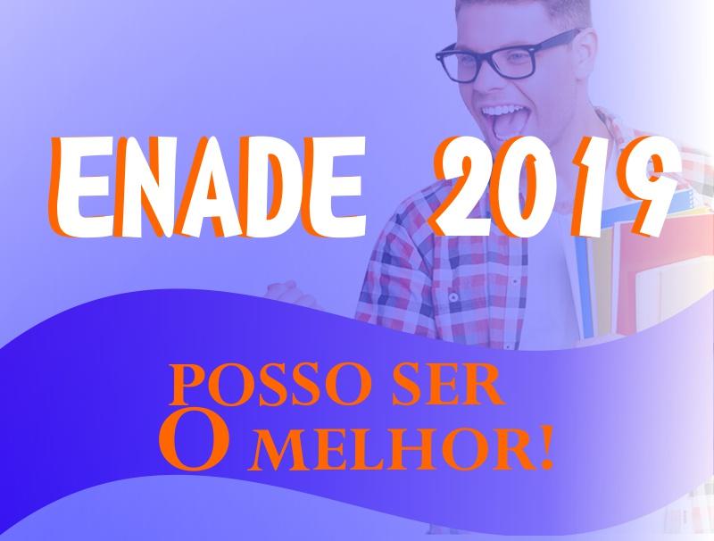 LOCAL DE PROVA - ENADE 2019
