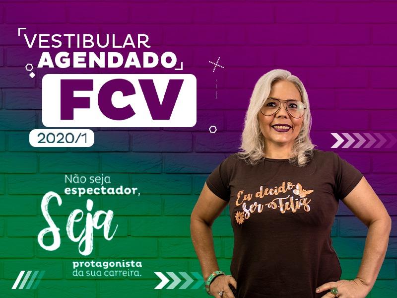 INSCRIÇÕES ABERTAS VESTIBULAR AGENDADO 2020-1º SEMESTRE