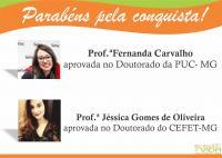 FUTURAS DOUTORAS - DOCENTES FCV