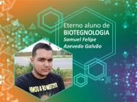 Eterno aluno de Biotecnologia agora é futuro Mestre