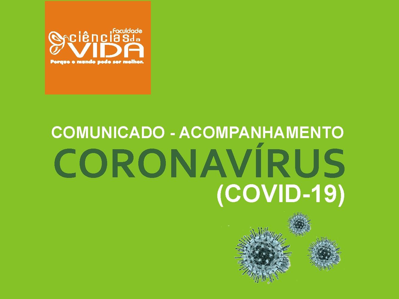 Comunicado atualizado da FCV em acompanhamento ao novo CORONAVÍRUS