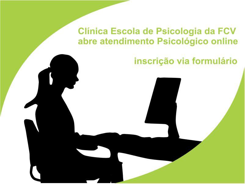 Clínica Escola de Psicologia abre atendimento psicológico online