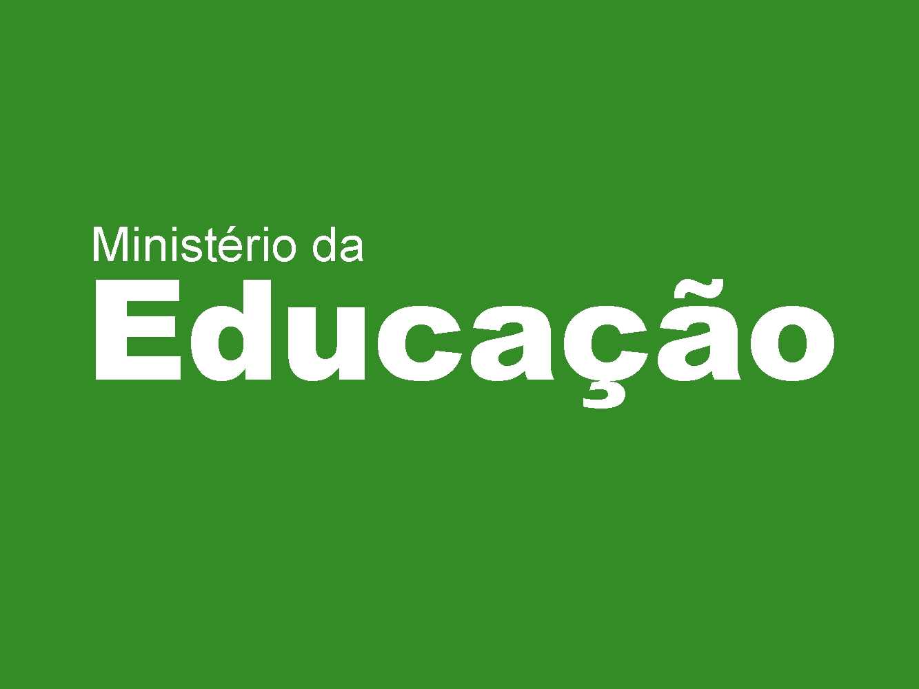 MEC prorroga a substituição das aulas presenciais por aulas em meios digitais