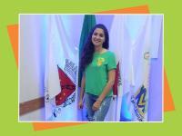 Eterna aluna de Biotecnologia agora é futura Mestre