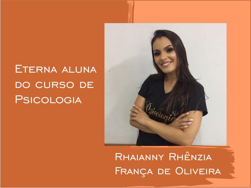 Egressa de Psicologia passa em 3º lugar em processo seletivo da prefeitura de Curvelo
