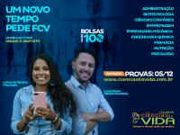 FCV abre inscrições para o Vestibular 1º-2021 com Bolsas de estudo