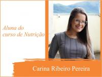 Estudante de Nutrição participa da criação de cartilha do CRN-9