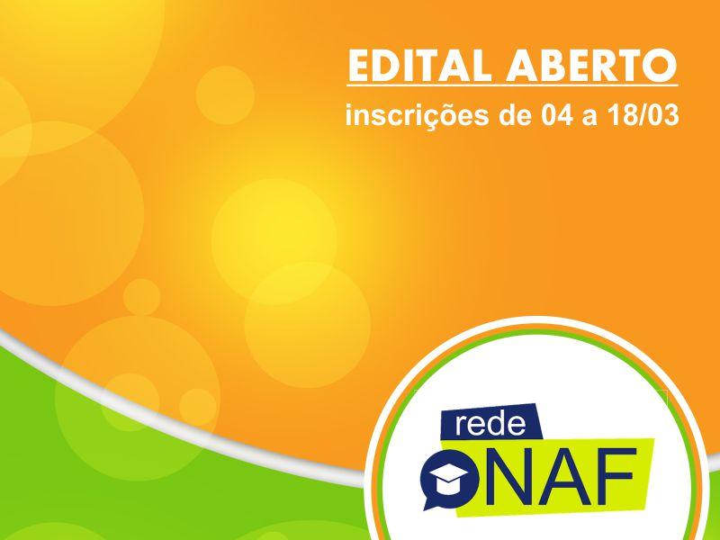 Aberto edital para seleção de discentes para o projeto NAF da FCV
