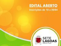 Prefeitura de Sete Lagoas abre processo seletivo para estágio