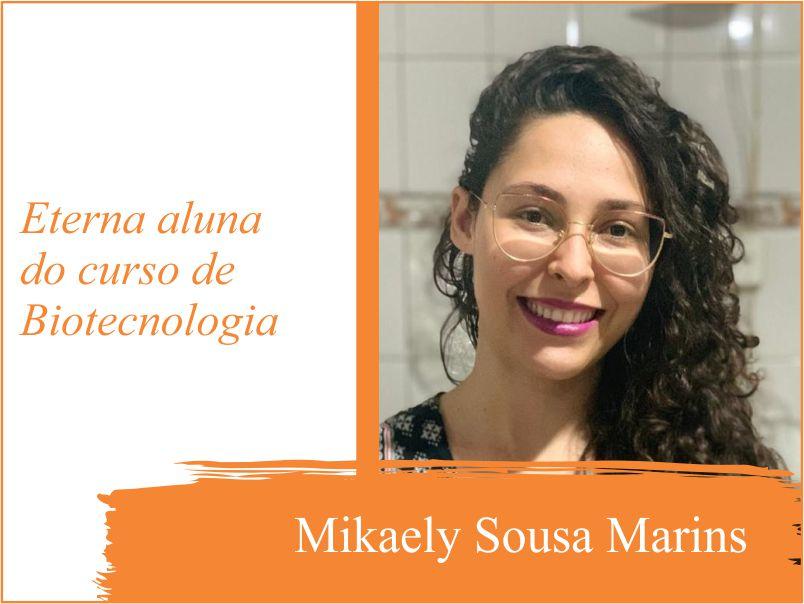 Eterna aluna de Biotecnologia agora é Mestre pela UFLA