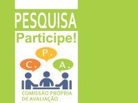 Participe da pesquisa de Autoavaliação Institucional da CPA