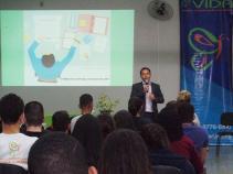 Comemoração ao dia do Administrador e Contador e lançamento da Empresa Júnior FCV