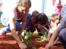 Comemoração ao Dia da Árvore e início da Primavera