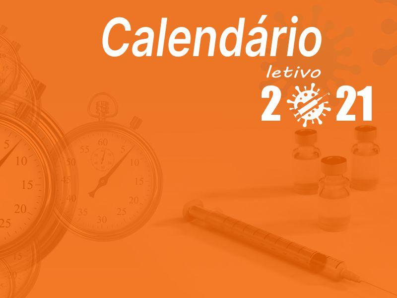 Calendário Letivo 2021